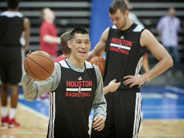 Lin supports Pacquiao's newfound faith, hopes for Howard's integration in Houston