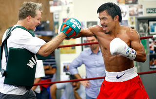 Pacquiao will be ready – Roach