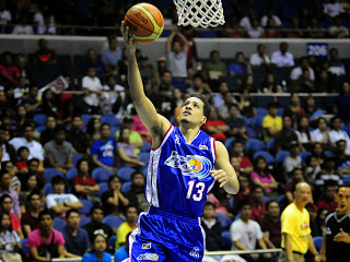 Petron arranges finals duel with San Mig Coffee after ousting defending champs Rain or Shine