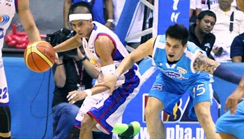 Teary-Eyed MVP Santos admits struggle in playing small forward position