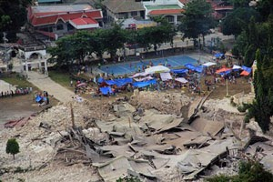Death toll in Bohol quake nearing 200