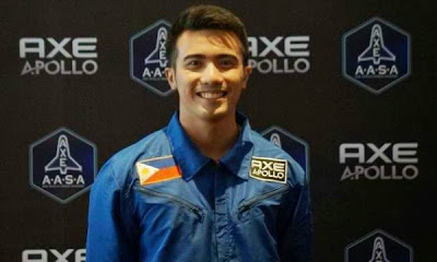 Chino Roque First Filipino to Go to Space!