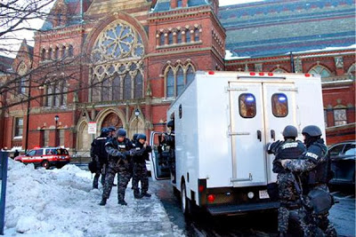 Harvard Student Charged for Bomb Hoax in School