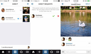 Instagram Launches New Private Messaging Service