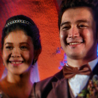 Melai Cantiveros and Jason Francisco Wed