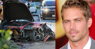 Men Apprehended for Stealing Parts of Paul Walker's Porsche Remains
