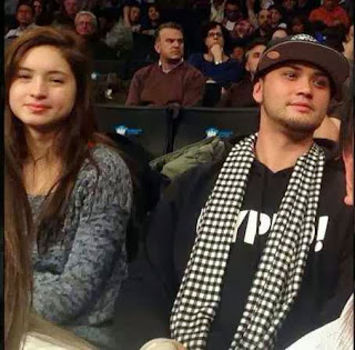 New Photo Shows Billy Crawford and Coleen Garcia Together