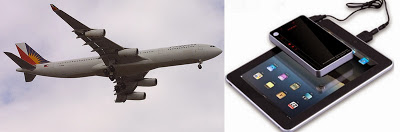 CAAP Permits Use of Mobile Devices Inflight