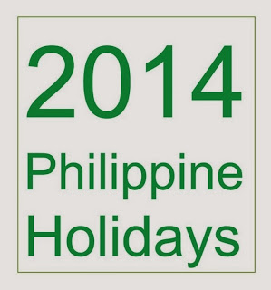 Plan Your Break for the Holidays of 2014