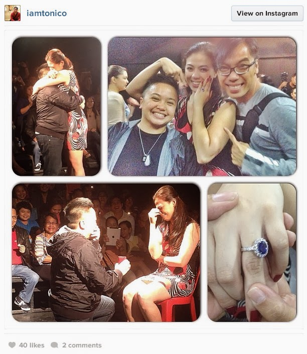 Aiza Seguerra Engaged to Girlfriend Liza Dino