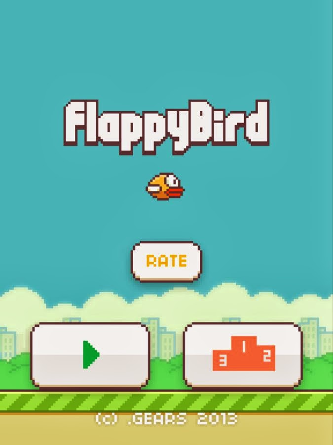 Flappy Bird the Latest Addictive Mobile Game
