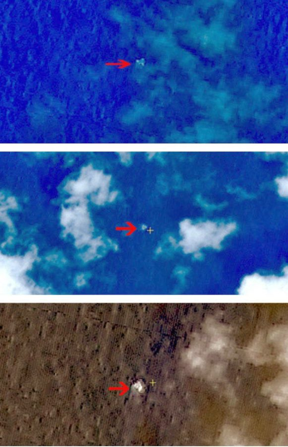 China Satellite Spots Possible Crash Site of Missing MH370 Plane