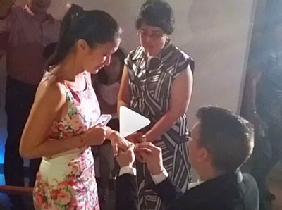 [Video] Sen. Chiz Escudero and Heart Evangelista Engagement