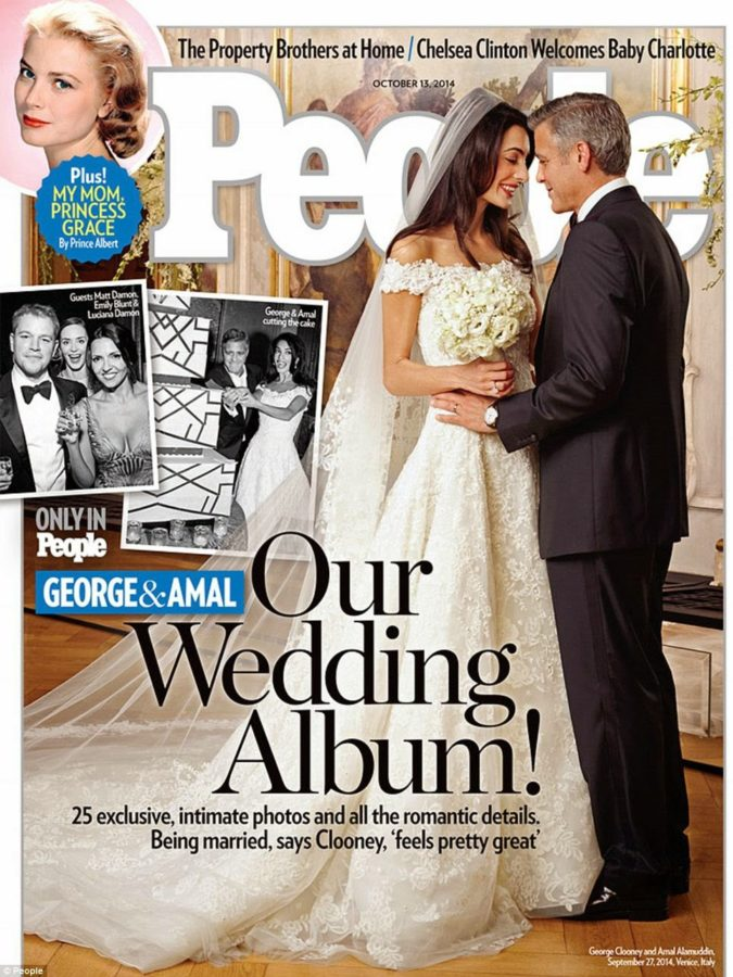 George Clooney and Amal Alammudin Wed in Venice