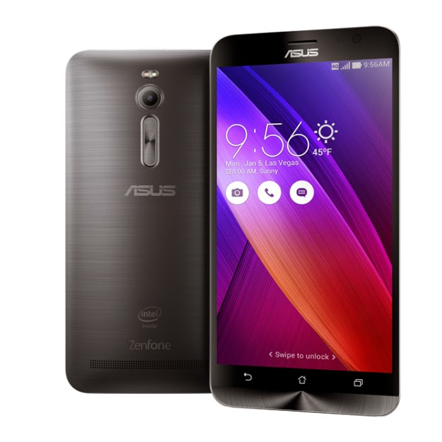 ZenFone 2 New Power-Packed Phone by Asus