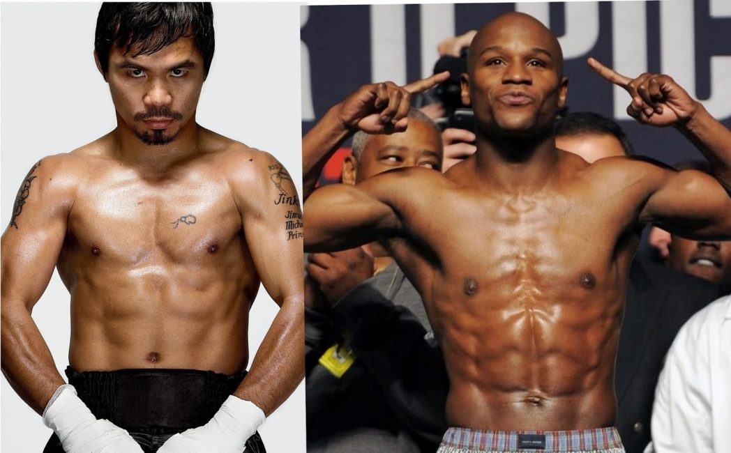 Floyd Mayweather Jr. vs. Manny Pacquiao Fight All Set for May 2!
