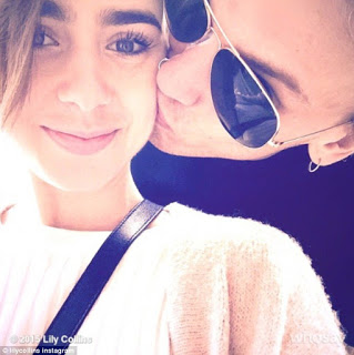 Lily Collins is Back Together with Ex Jamie Campbell Bower!