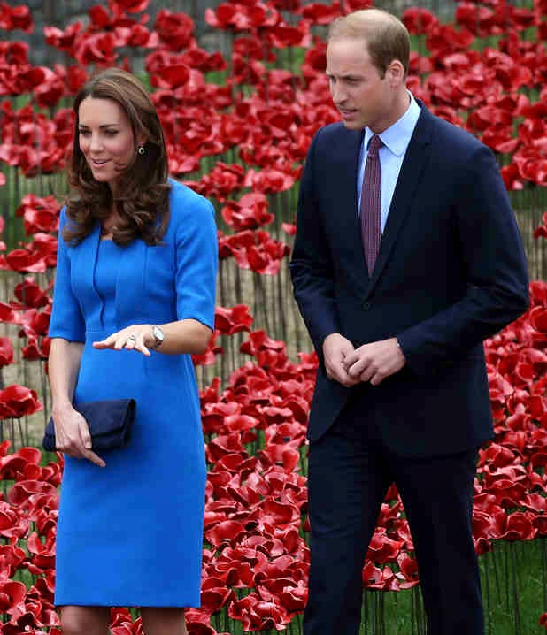 Prince William, Kate Middleton's Second Baby is a  Girl!