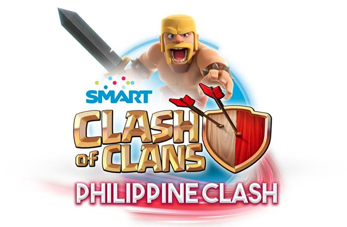 Smart Communication will Host Clash of Clans Tournament in the Philippines