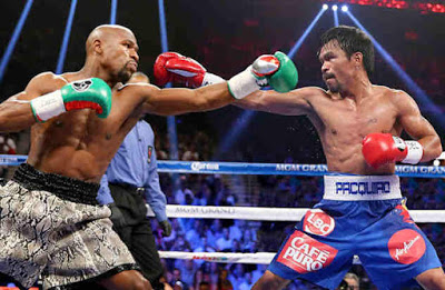 Floyd Mayweather Jr. Loses Welterweight World Title