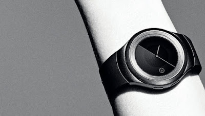 Round Samsung Gear S2 Coming Soon!
