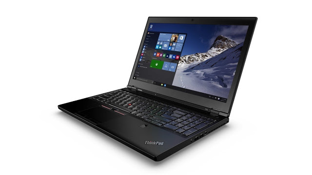 Lenovo Intros ThinkPad P50 and ThinkPad P70