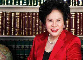 Miriam Defensor Santiago Running for President