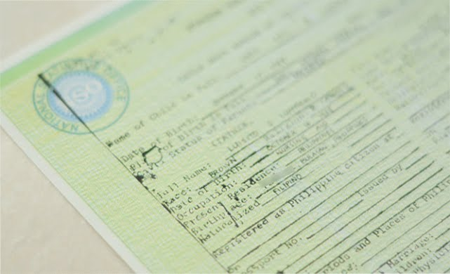Guidelines how to Fix Erroneous Birth Certificate