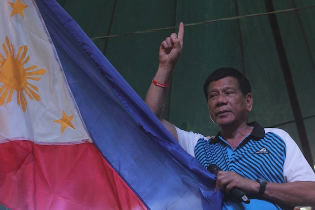 What things can we expect under a Duterte Government?