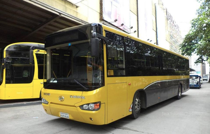 Premium Point-to-Point Bus Service in the Metro