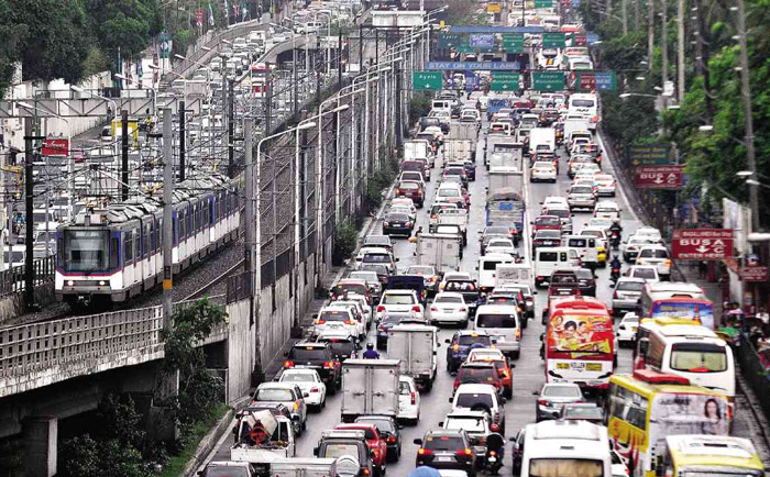 Beating the Modern Manila Traffic