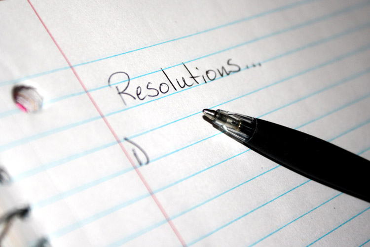 9 New Year's Resolution Ideas to Start your 2017