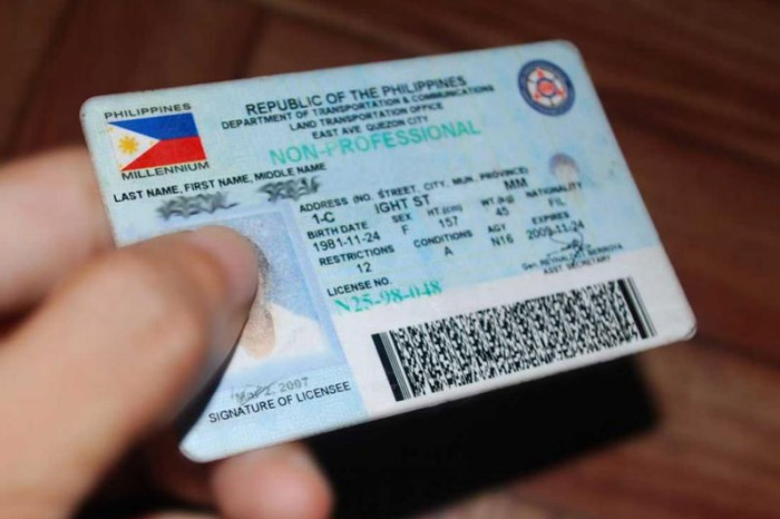 Driver's License to be released starting December 19, 2016 in Metro Manila