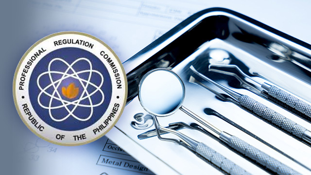 PRC Licensure Examination Results for Dentistry – January 2017