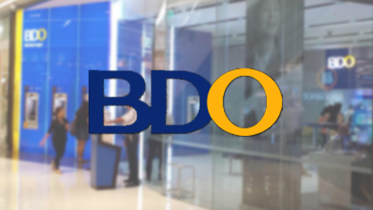 BDO to charge Php10 for BDO to BDO transfers