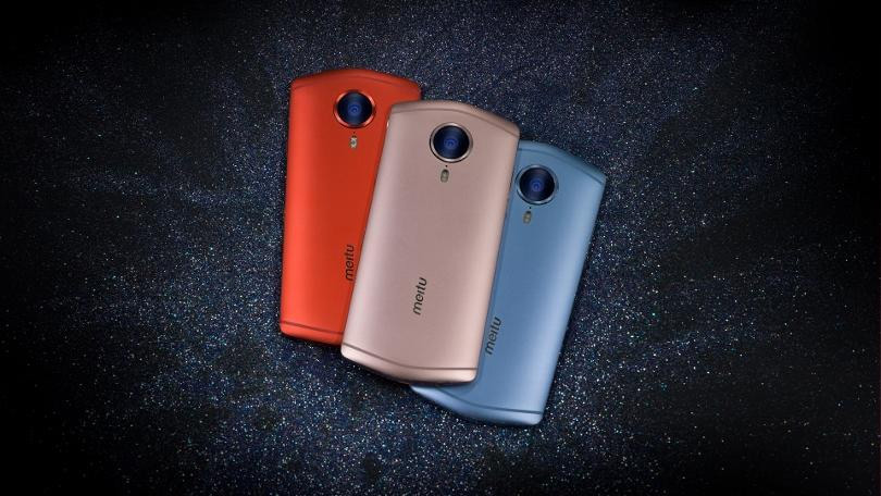 Meitu's T8 – The Smartphone For The Selfie-Obsessed