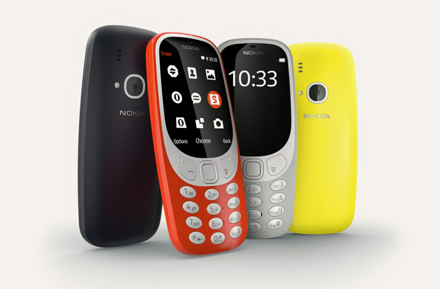 HMD Global to Launch the New Nokia 3310 2017 and Nokia 3, 5 & 6 in the Philippines on June 8