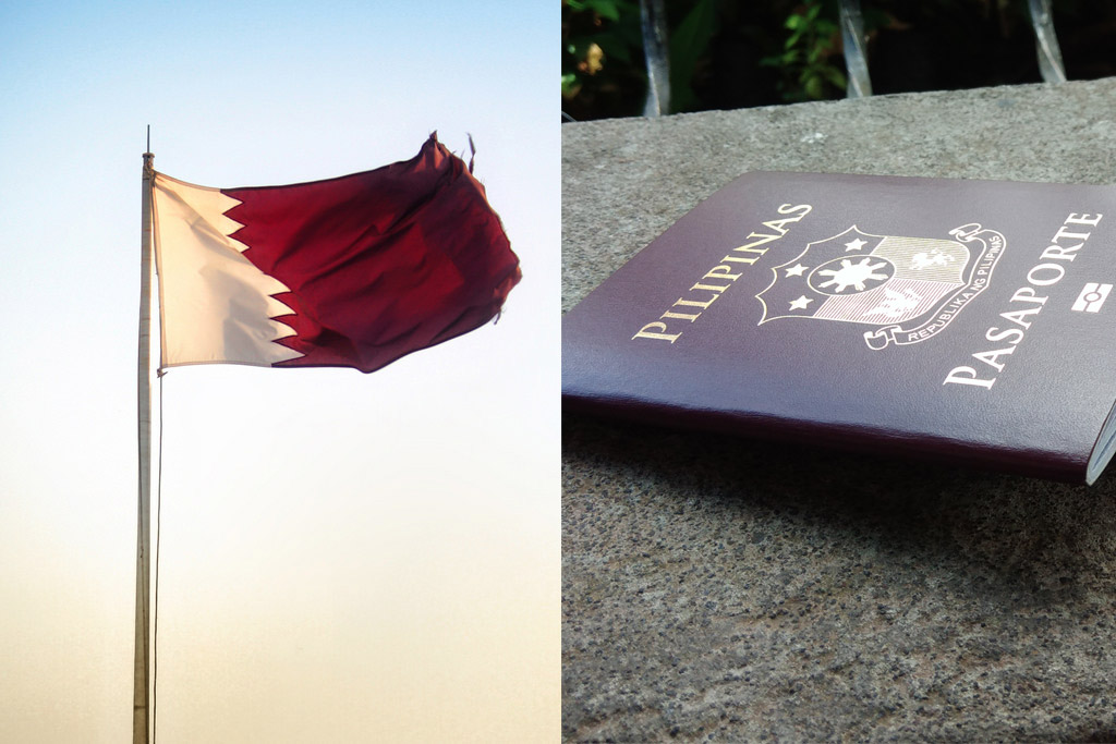 How to Renew Philippine Passport In Qatar?