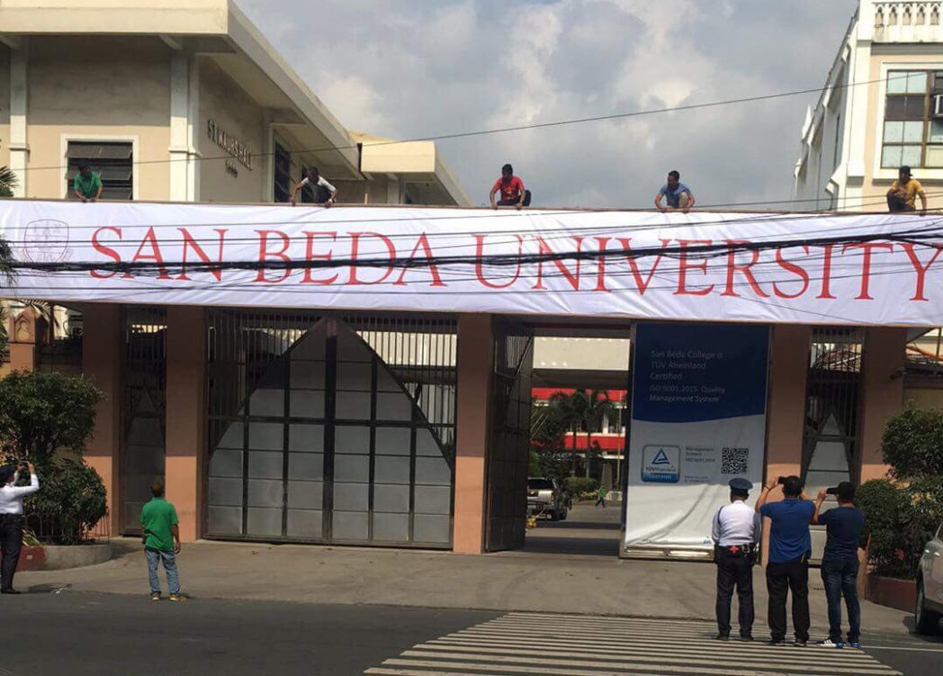 Students And Alumni, San Beda College Is Now A University!