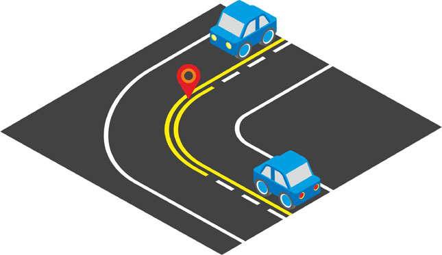 philippine road markings