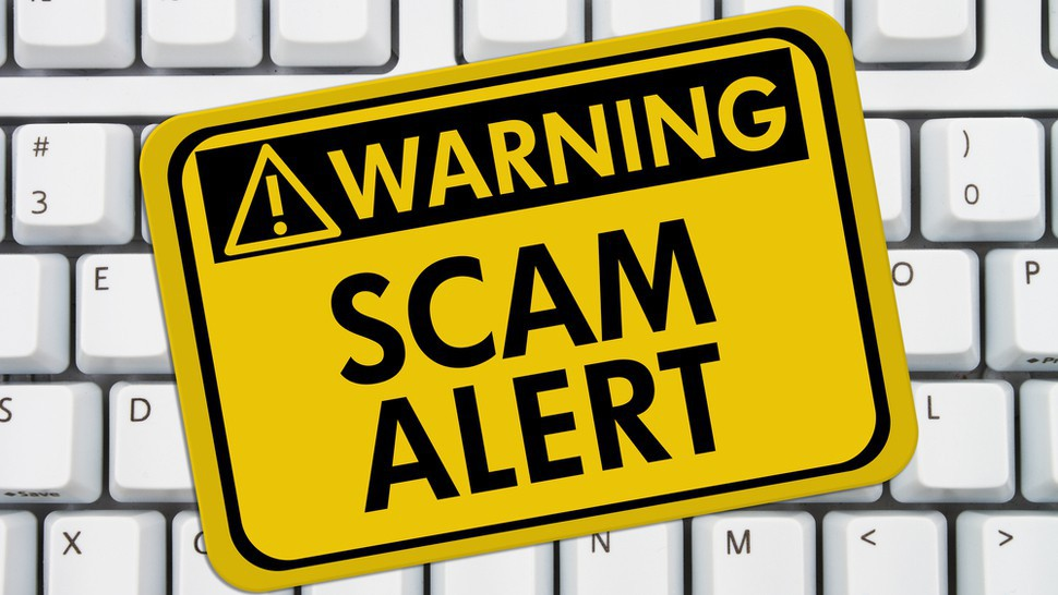 How to report scams