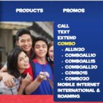 TM Combo Promos – Touch Mobile Call, Text, and Data Promo