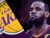 LeBron James Signs Four-Year Deal with Los Angeles Lakers for $153.3 M