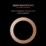 Apple Reveals New iPhones to be Known to the Market by September 12