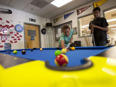 Billiard-Table-in-School