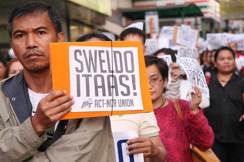 Wage Hike of P25, Approved for NCR Workers