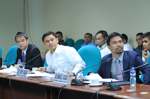 As per Angara, the dream Philippine Sports Training Center is moving closer in becoming a reality