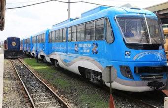 DOST-Hyubrid-Electric-Train