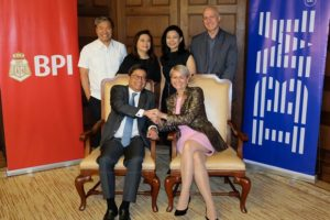 BPI Partnered with IBM