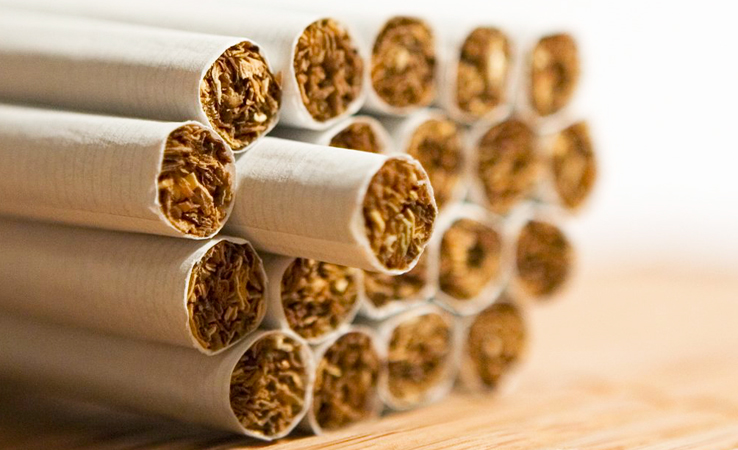 P20 per stick of cigarettes, being planned
